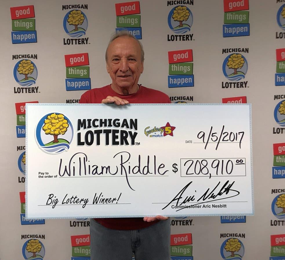 Lottery Winner Plans To Buy Truck Retire Royal Oak Mi