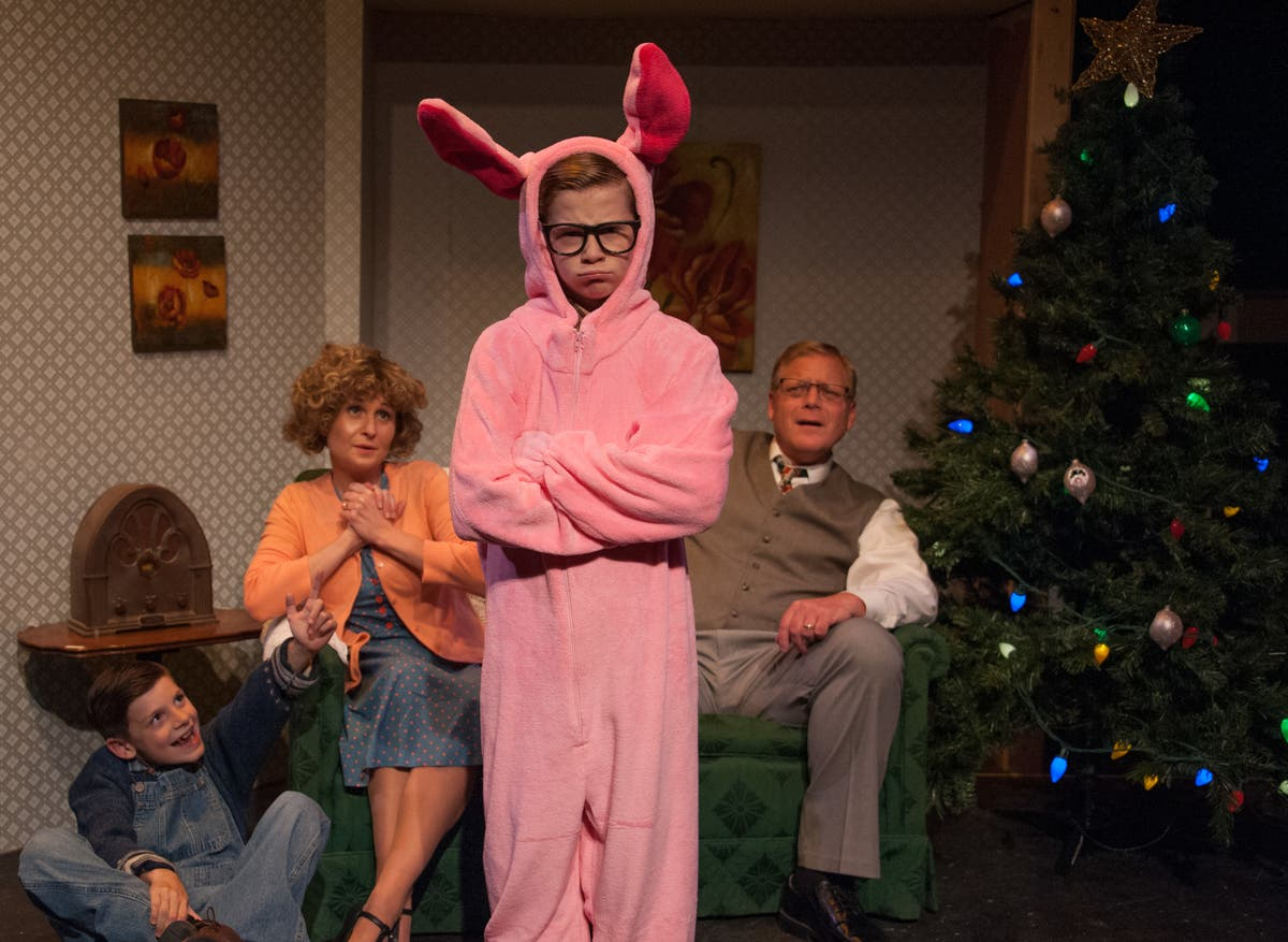 A Gift For Christmas Story.Avon Players A Christmas Story Opens Nov 24 Rochester