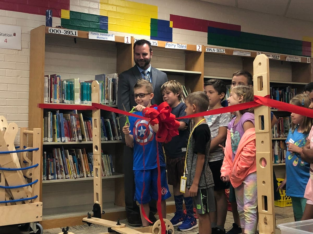 Oakwood Creation Lab Opens To Students | Lemont, IL Patch