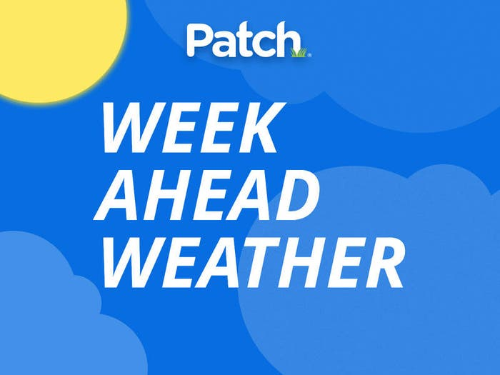 Oceanside-Camp Pendleton Weekly Weather Forecast
