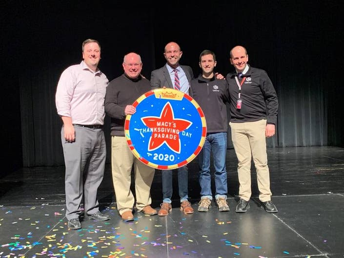 LW Marching Band To Perform At 2020 Macys Thanksgiving Parade