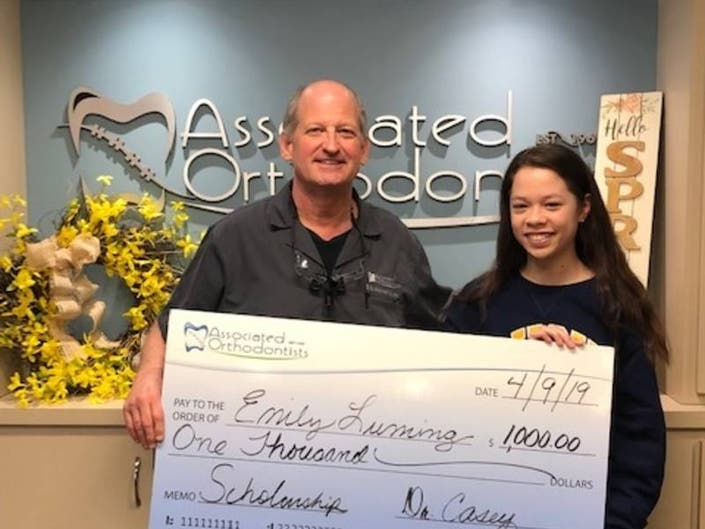 Lincoln-Way Central Senior Wins $1k Scholarship