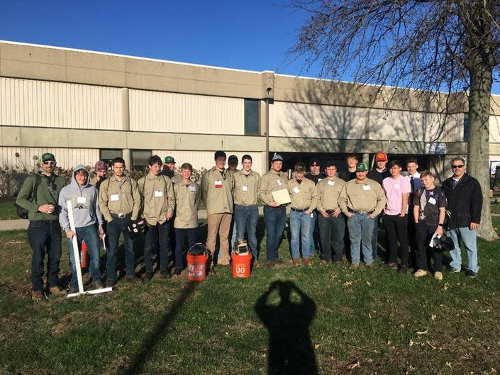 Lincoln-Way Students Compete At State SkillsUSA Contest
