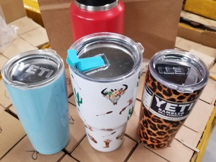 Fake Yeti Sales At Will County Fair Lead To Arrest: Sheriff