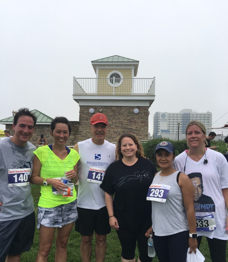 Monmouth Medical Center Joins Colon Cancer Alliance For Annual Fund Raising Undy Run Walk Long Branch Nj Patch