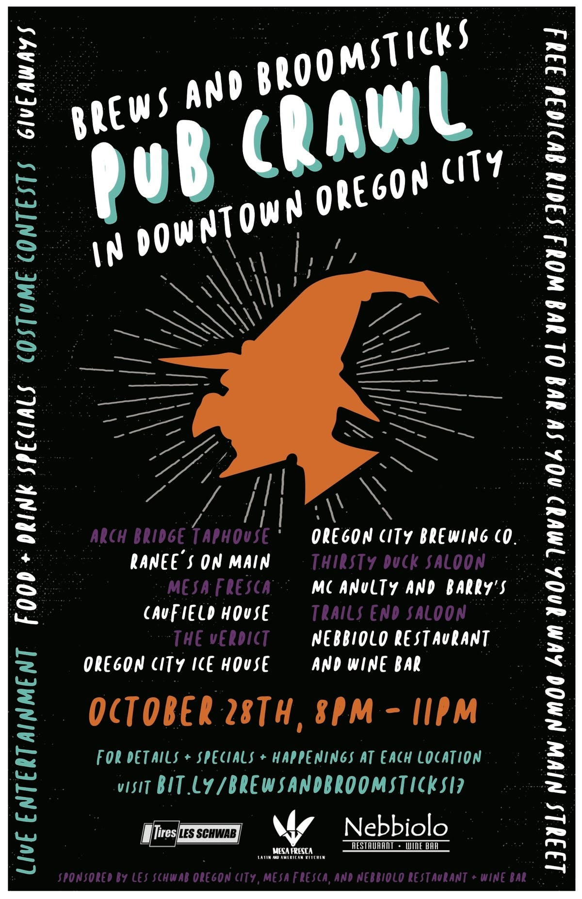downtown oregon city is the place to be for halloween | oregon city
