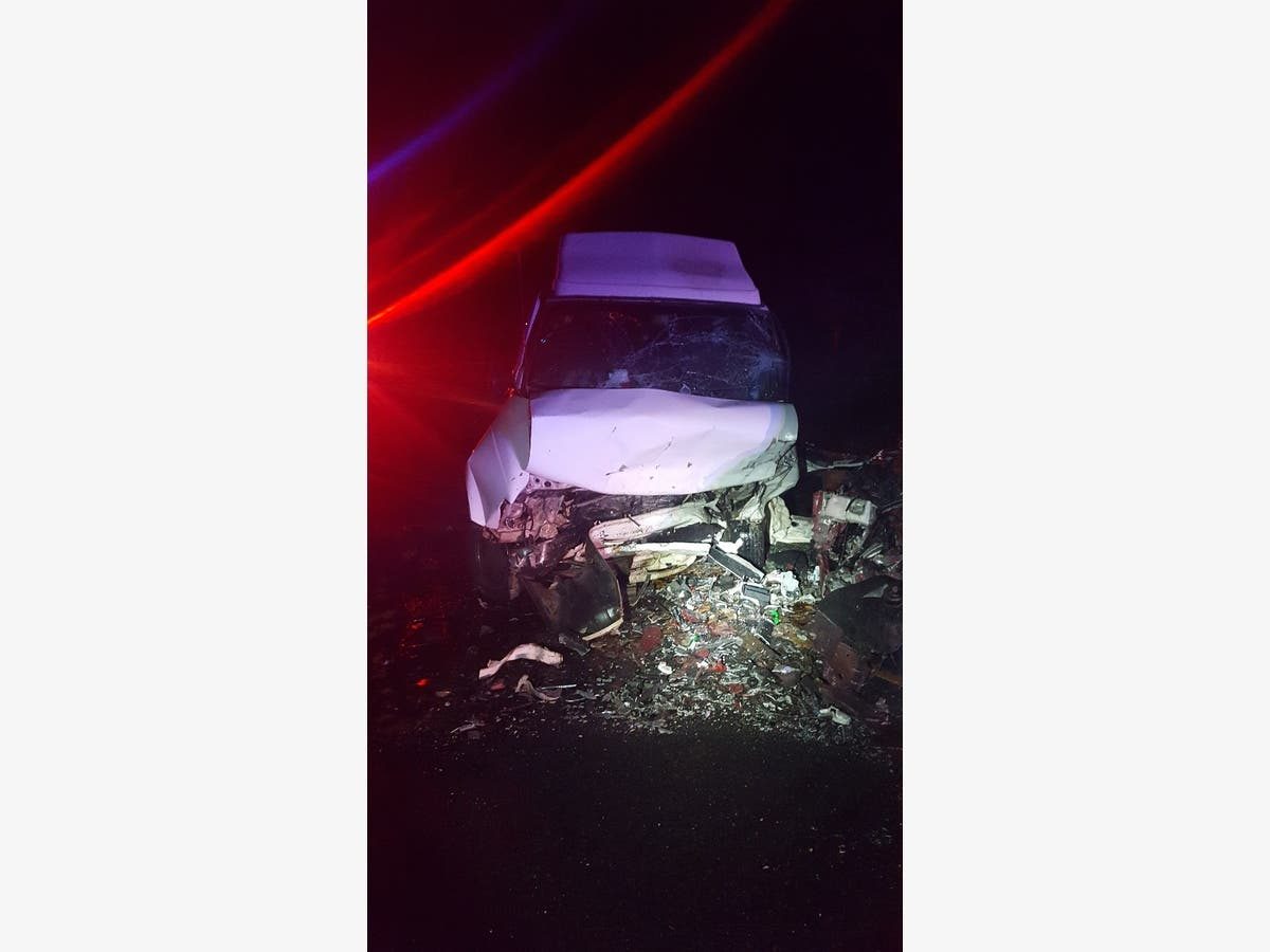 Cave Junction Woman Killed In 2-Car Crash: Oregon State Police