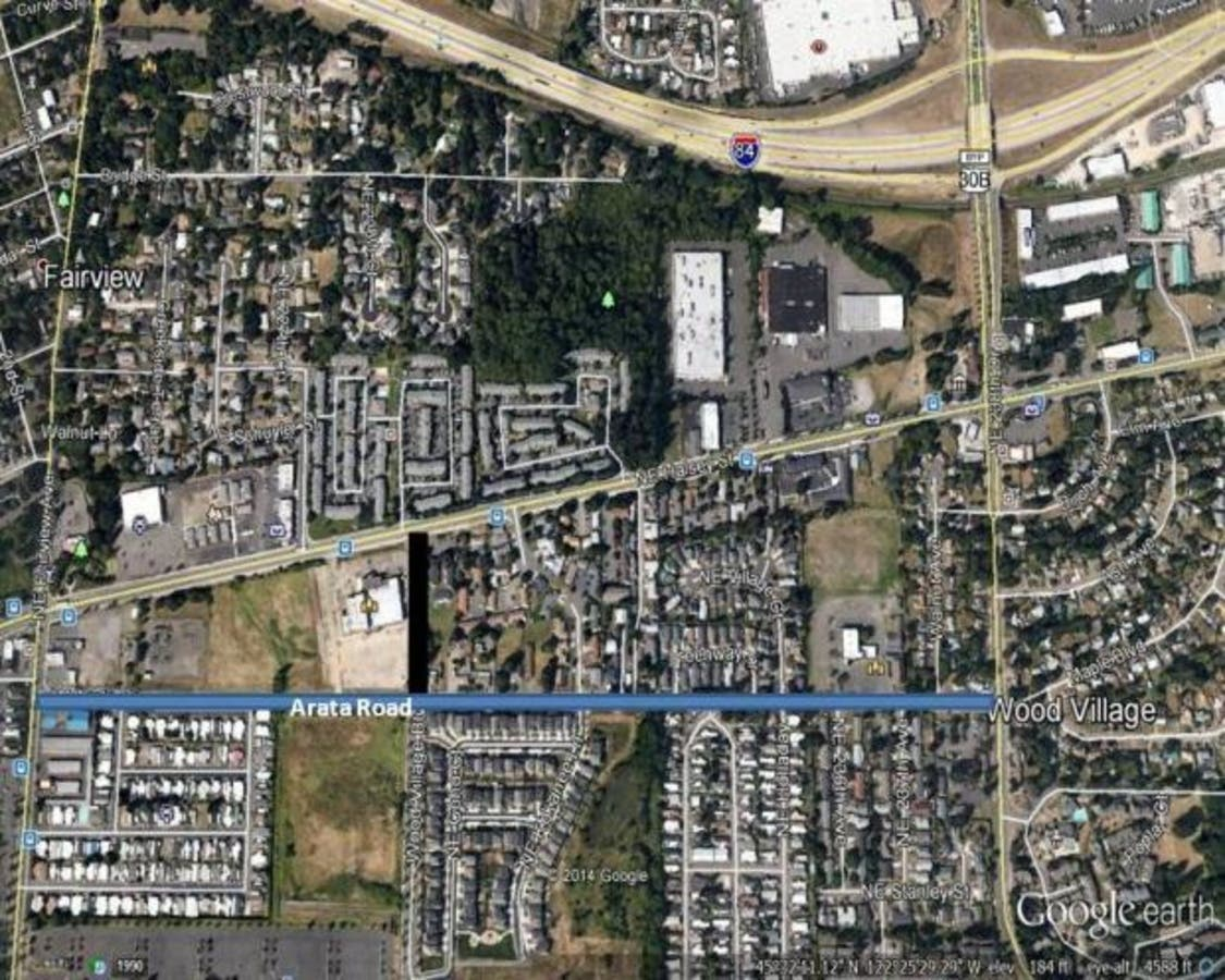 Road Project To Impact Traffic In NE Portland | Portland, OR Patch