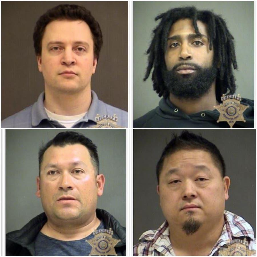 Prostitution Sting Nabs 4 Men In Tigard, Police Say | Lake Oswego
