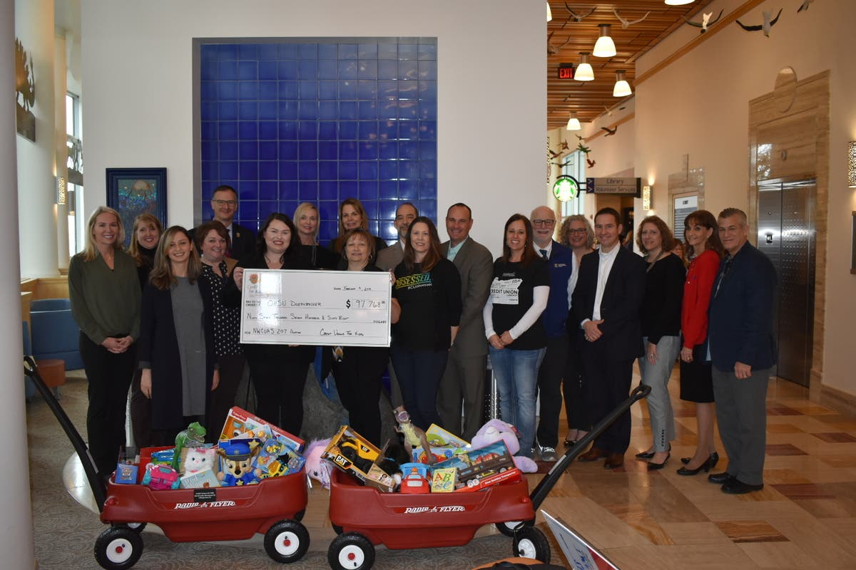 Fantastic Doernbecher Receives 97K Donation From Nw Credit Union Gmtry Best Dining Table And Chair Ideas Images Gmtryco