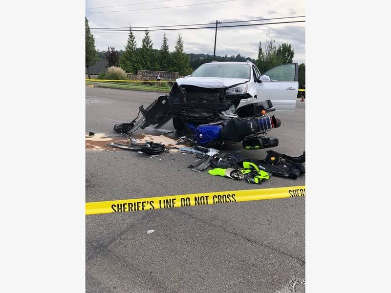 Motorcyclist Killed In Head-On Collision In Happy Valley | Oregon