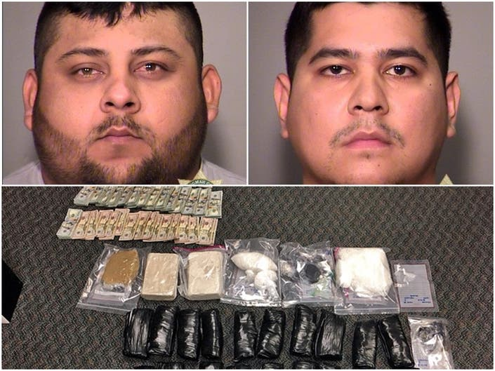 Massive Drug Trafficking Bust Yields Meth, Heroin, And Cash