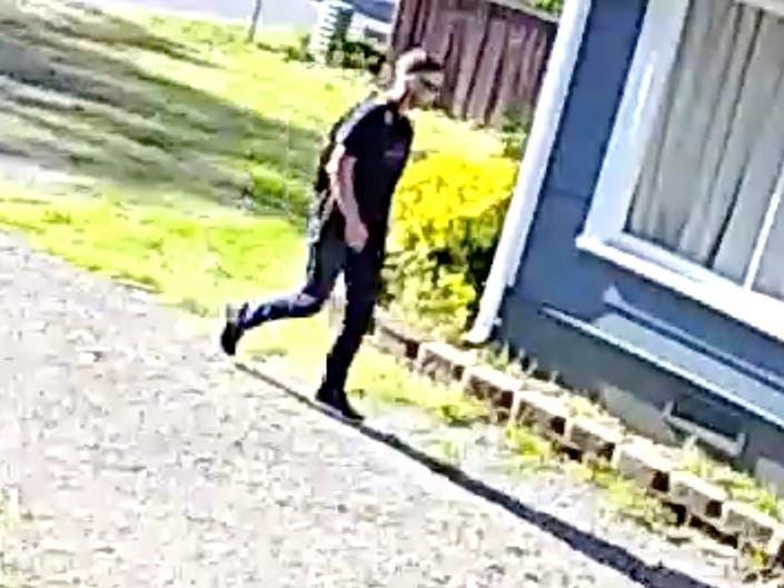 Help ID Burglary Suspect In Edgewood: Police