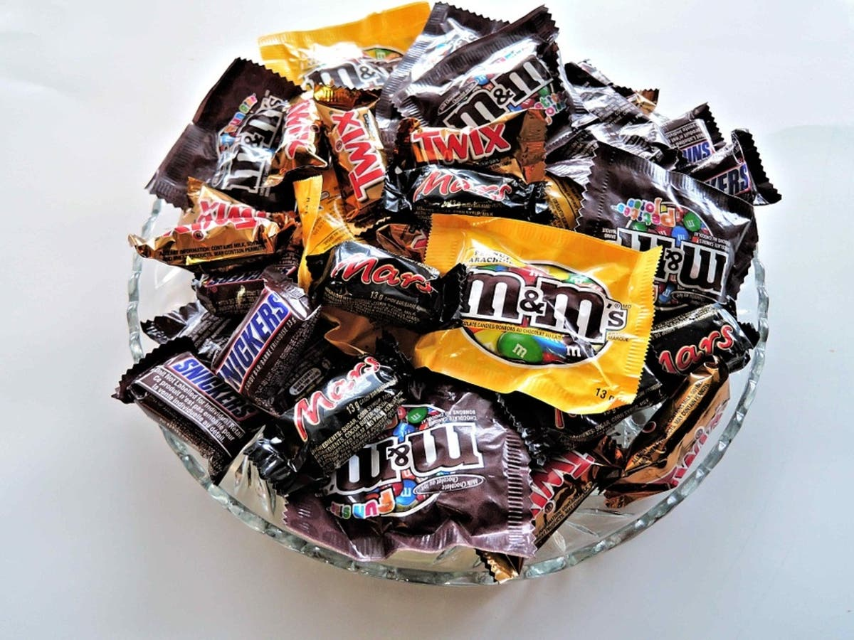 Halloween 2017: What's The Most Popular Halloween Candy In North