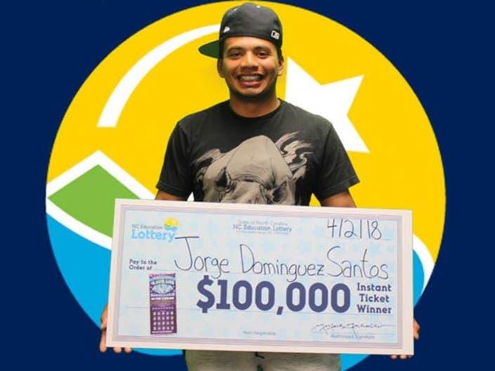 Charlotte Man Wins $100K On Juice Run At Circle K