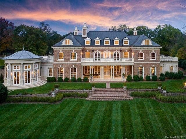 5 most expensive houses for sale in charlotte charlotte nc patch for 5 bedroom houses for sale in charlotte nc