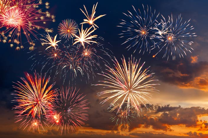 Lake Norman S July 4th Forecast Will Fireworks Be Rained