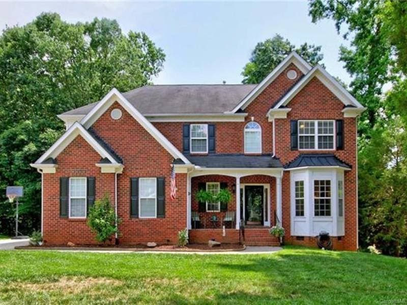 Buys This Brick Home Mooresville