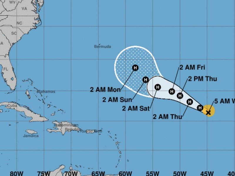 North Carolina Eyes Florence As Hurricane Season Nears Peak