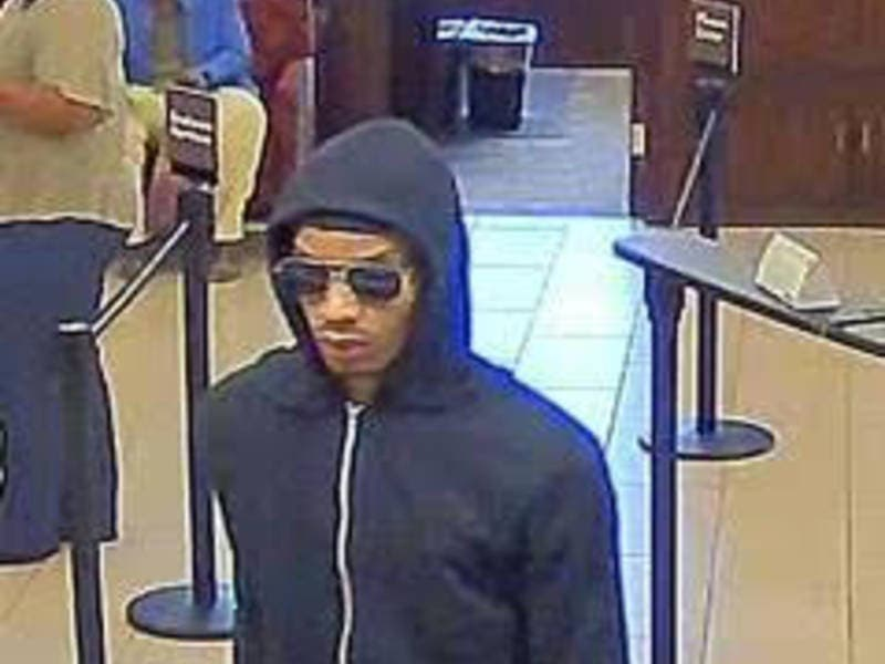 Police Ask For Help Finding Bank Robber With Acne, Large