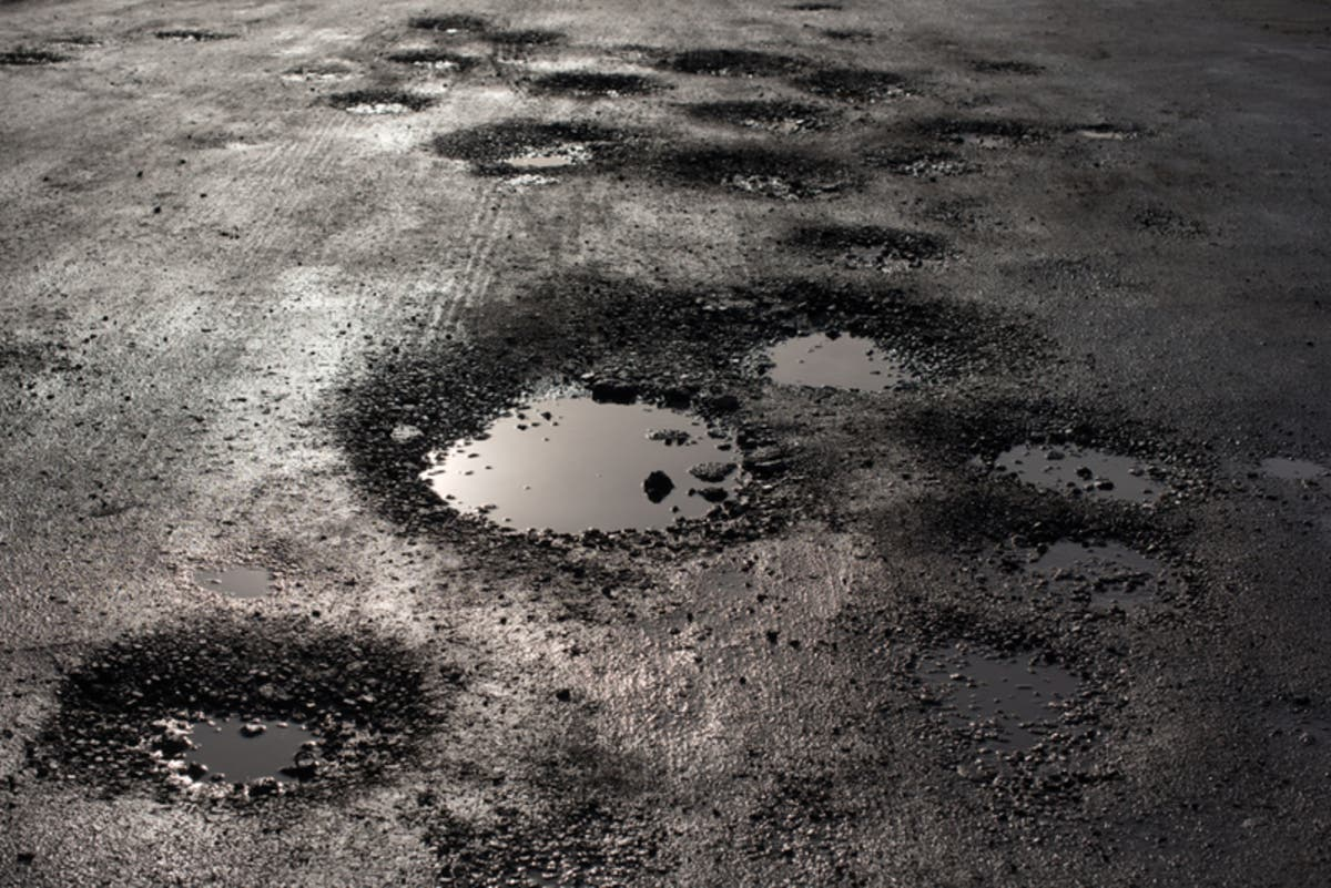 How To Report Potholes In Charlotte, Mecklenburg County Roads