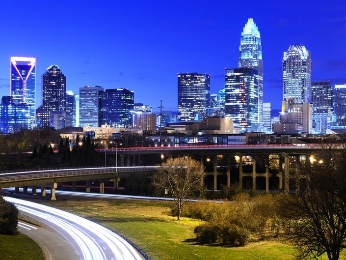Charlotte A Top Place To Live Retire In 2020 Us News Charlotte Nc Patch