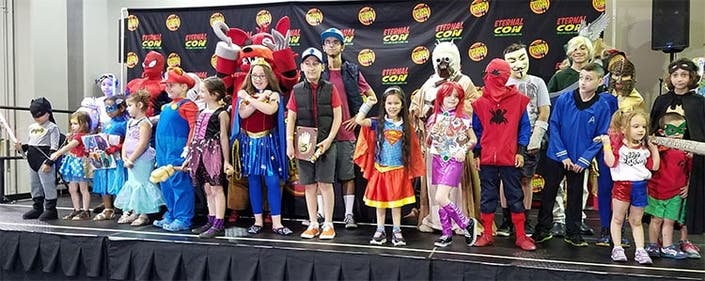 ETERNAL CON: The Long Island Comic Con Comes to NYCB Live at