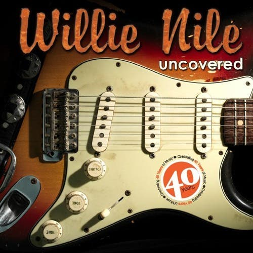 """Willie Nile """"Uncovered"""" to be Released August 21st on Paradiddle"""