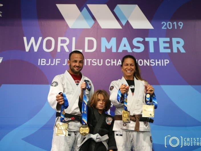 Freitas Family Become World Champions of Brazilian Jiu-Jitsu
