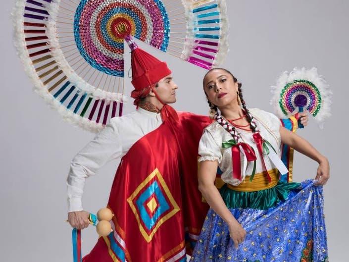Calpulli Mexican Dance Company Will Present Puebla
