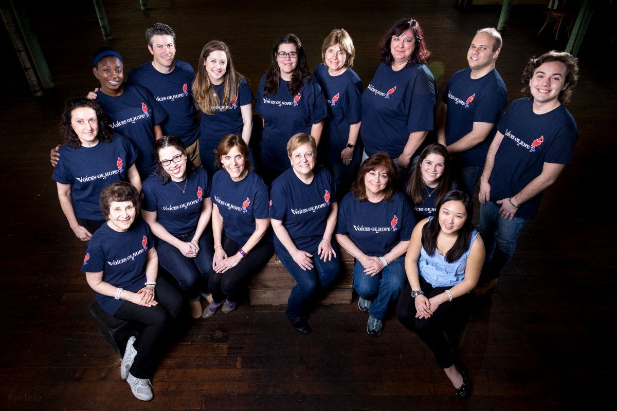 Voices Of Hope to present musical