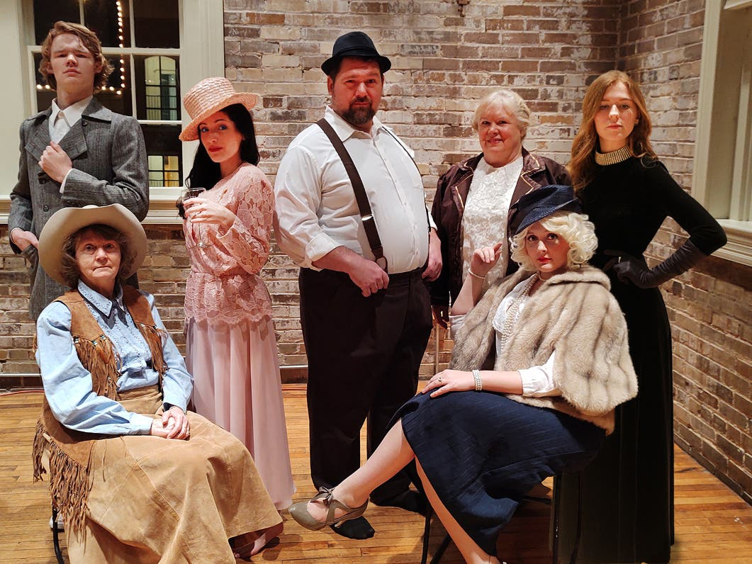 WhoDunIt? Murder Mystery Theatre starts Oct 19 at the ARTfactory!