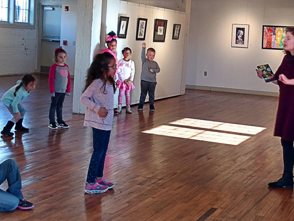 Holiday Drama Workshop (ages 7-10) at the ARTfactory