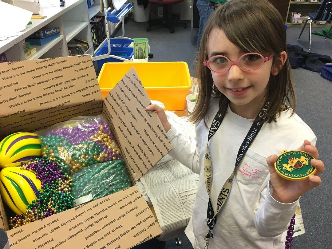 McLean Students Learn About U S  States Through Pen Pals