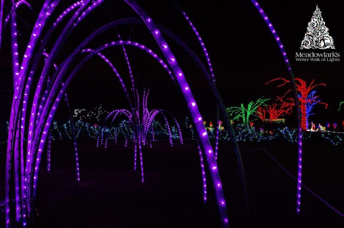 Winter Walk of Lights Opens This Week