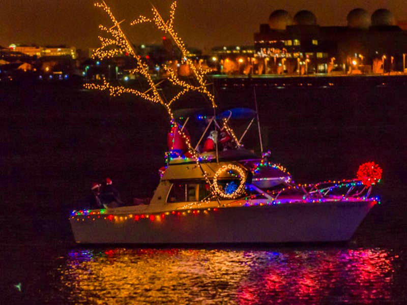 Holiday Boat Parade Among Contenders For Best Holiday Parade | Del ...
