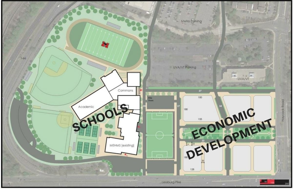 Meeting To Detail Progress On George Mason Campus Project ...