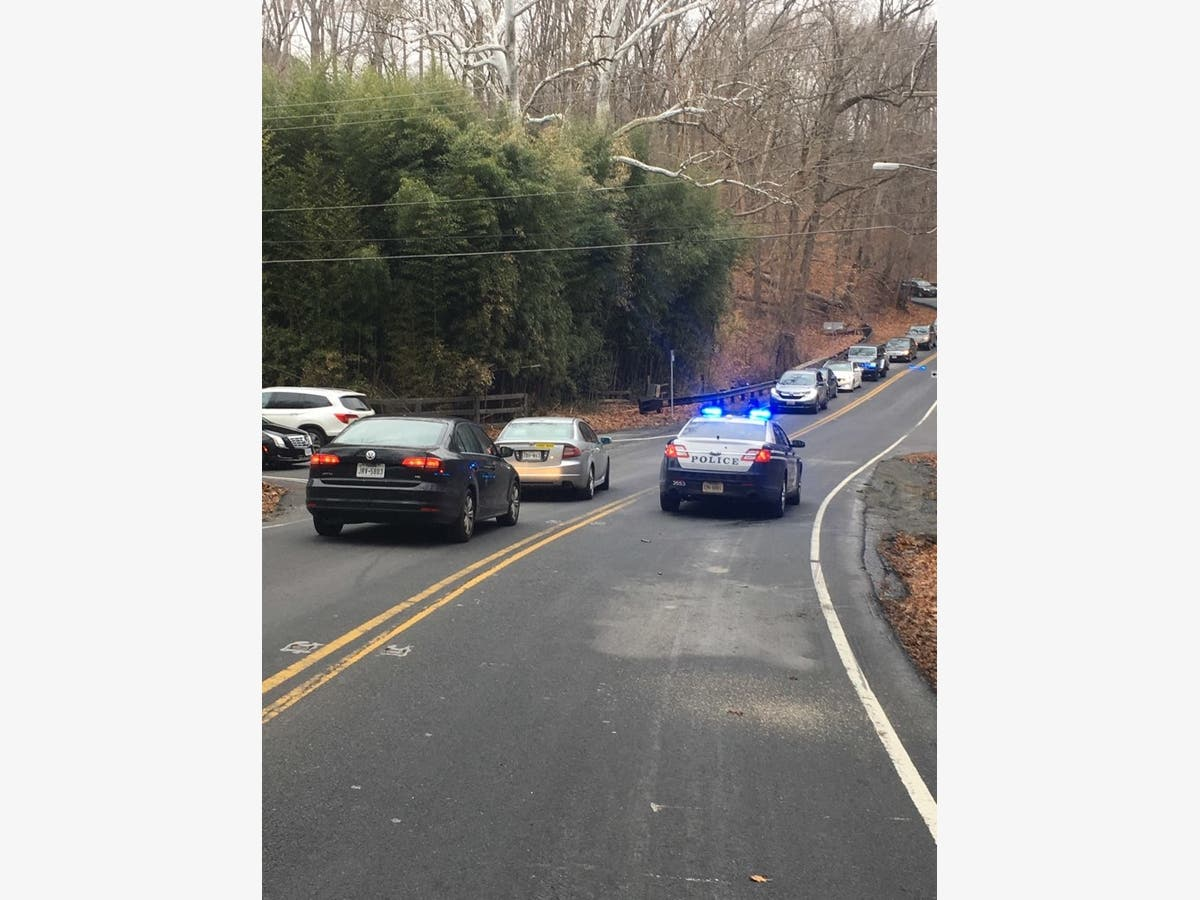 Crash Closes Part Of Major McLean Road, Causes Outages