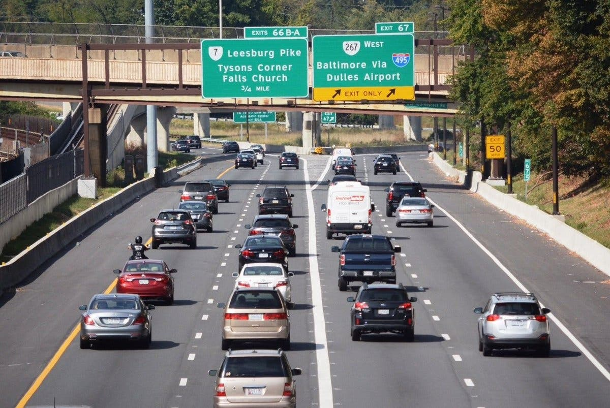 Hundreds Paid $40 Or More In I-66 Tolls Last Month: Report