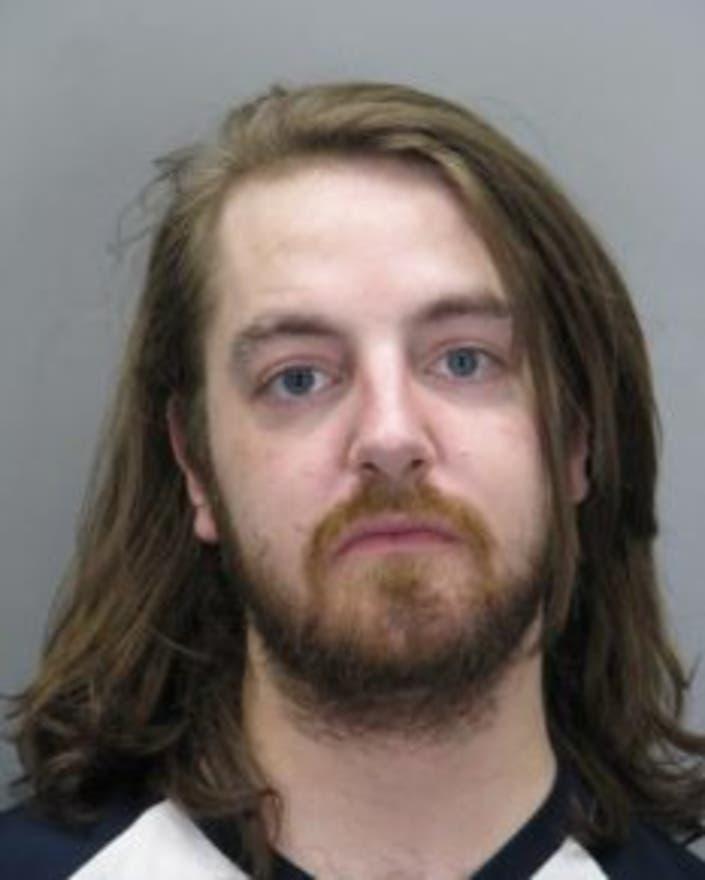 Naked Man Kicks Officer During Annandale Arrest