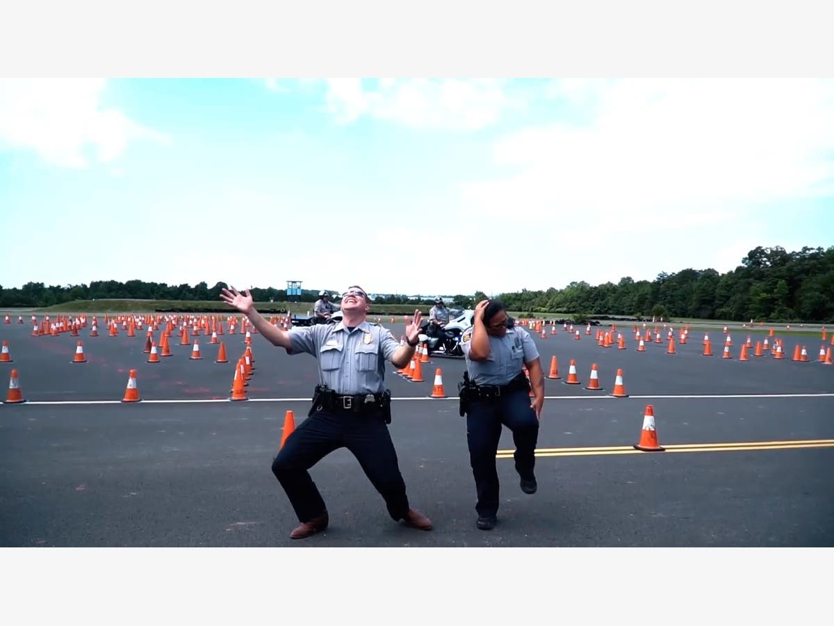 Fairfax County Police Join Lip Sync Challenge (Video) | McLean, VA Patch