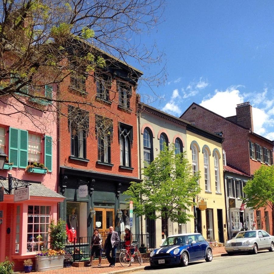 Alexandria Among Top VA Millennial Zip Codes | Old Town