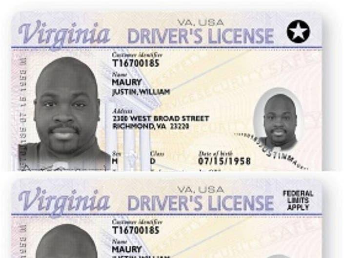 expired drivers license as photo id tsa