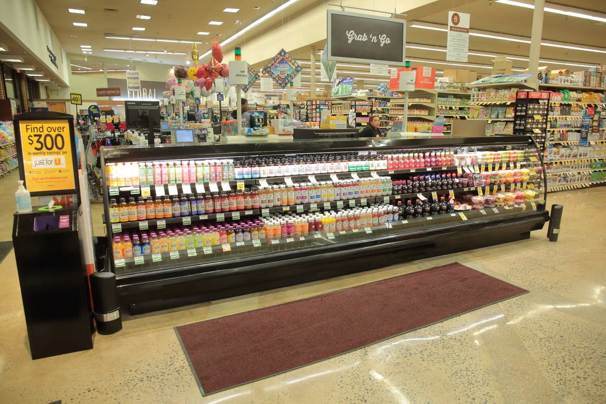 Great Falls Safeway Reopens With Renovations | McLean, VA Patch