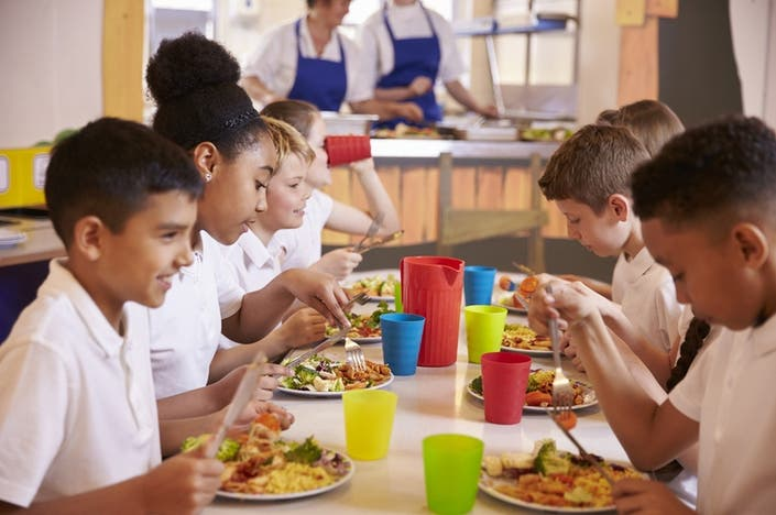 Hungry Kids: Thousands In Fairfax County Dont Have Enough Food