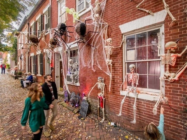 Gadsbys Tavern Halloween 2020 19 Spooky Halloween 2019 Events You Can't Miss In Alexandria | Old