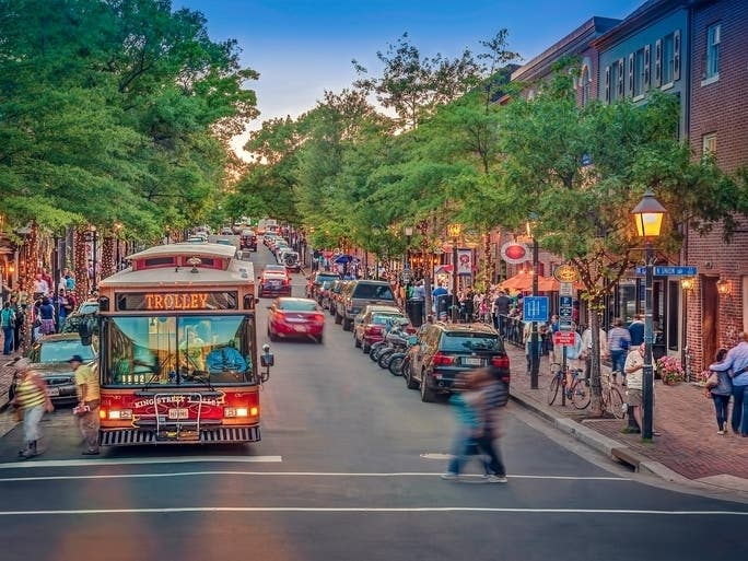 King Street Pedestrian-Only Zone Proposed As Pilot Program | Old ...