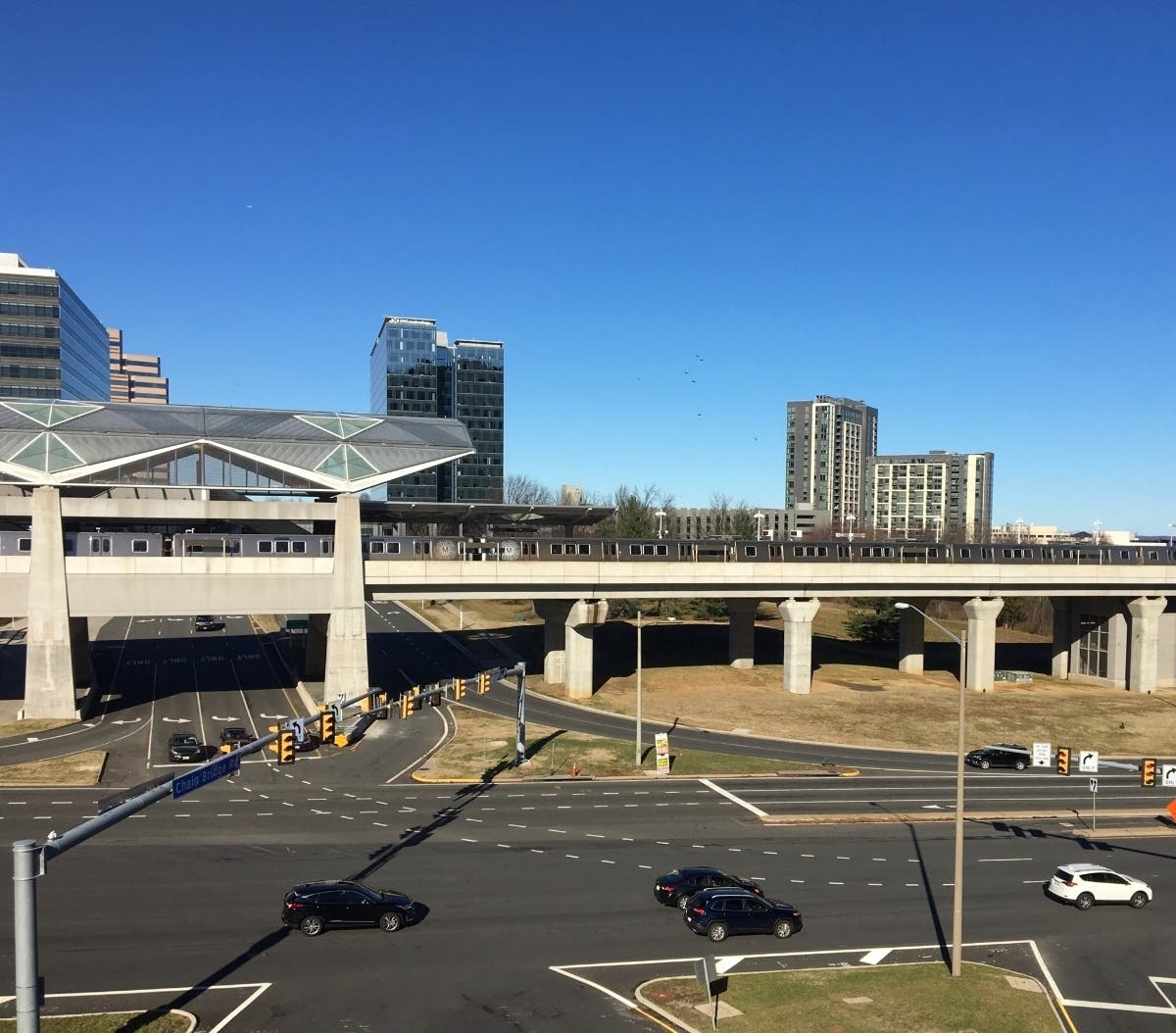 Fairfax County Recommends New Names For 2 Metro Stations