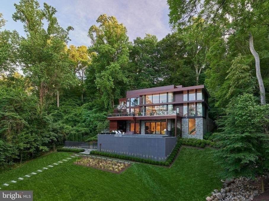 $15 Million McLean Listing Is Max Scherzer's Home