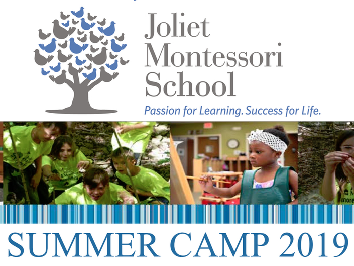 Wide Choice of Summer Camps from Joliet Montessori School